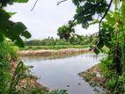 Water Facing 20 P Land Sale Nawala