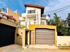 Modern 3 Story New House for Sale - Piriwena Road Boralesgamuwa