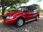 Mitsubishi RVR 2000 REG 4x4 TURBO 1997