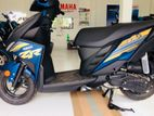 Yamaha Ray ZR Navy Blue Disc 2020