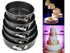 5 Pcs Cake Baking Set