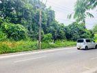50 P Commercial Land Sale At Rajagiriya