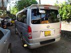 Rent a Car - Toyota Kdh Super Gl Van PE-9948
