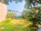 10 P Bare Land For Sale Facing Wimala Vihara Road - Nawala