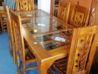 Dinning Table with Chairs--6ftx3ft--DTN0704