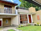Luxury 2 Storey 9.8P House For Sale in Thalawathugoda.
