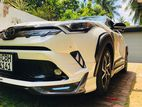 Toyota CHR TRD Wheel Arch Set