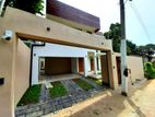 Architecture Designed Luxury 2 Story House For Sale in Pelawatta