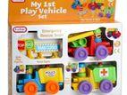 Fun Time - My First Play Vehicle Set