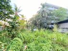 06 P Commercial /Residential Bare Land Sale At Maharagama..