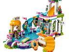 Decool Besties Summer Swimming Pool Building Blocks – 80217