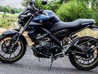 Yamaha MT 15 MAT BLUE 2019