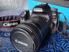 Canon 80D 18 -135mm Camera