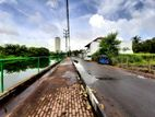 25P Water Front Bare Land For Sale in Colombo 05