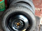 "Toyota vitz 14"" Spare wheel"