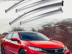 Honda New Civic FK6 Door Visor