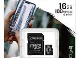 Kingston Genuine Micro SD 100MB/s Class 10