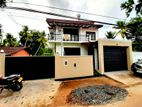 Architecture Designed Two Story House For Sale in Mattegoda