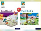 Nelson English Pupil Books 3 and 4