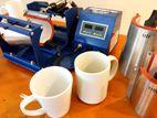 Sublimation mug printing mugs t shirt epson