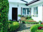 Private Villa For Rent In Nuwara Eliya