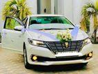 Wedding Car for Hire Premio