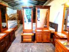 Dressing table with LED (Teak)--DTB1519