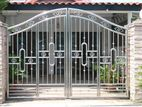 Steel Hand Railing and Gates