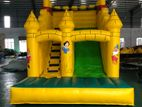 Castle Bouncer Size 20 X13 X 16.5 High