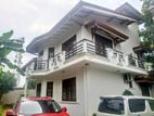 Two Story House with 15 P Sale at Talawatugoda