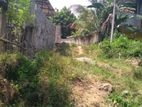 10.5 P Land for Sale in Balangoda