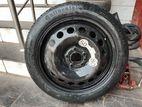 "Volvo Bmw 17"" Spare wheel"