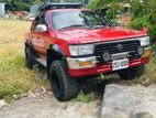 Toyota Hilux Ln107 Double Cab 1991