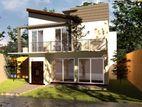 Brand New Architect Designed House in Pelawatta
