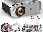 Gleetech 4500lux 4k laser smart projector full set
