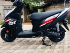Yamaha Ray ZR COKTELL RED 2019