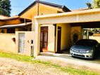 Single Storey House for Sale in Malabe Kahanthota Rd