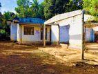 29.3p Land for Sale in Pettigala Road , Balangoda