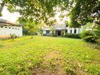 26.85 P Land & Property Sale at Ekwatha Road Jubbli Post Nugegoda