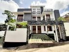 Architecture Designed 3 Story House For Sale in Vidyala Junction