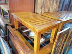 Teak Coffee Table--TCT1605