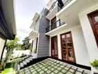 Architecture Modern Three Story House For Sale in Thalawathugoda