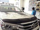 Toyota Hilux Revo Bonnet Visor