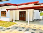 Single Story Brand New House for Sale in Kesbewa