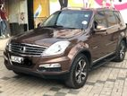 Easy Loan Rexton 2015- Registered