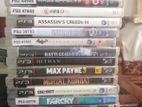 PS3 Slim Console with 17 Games