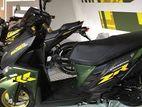 Yamaha Ray ZR Army Green Disc 2020
