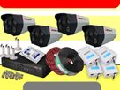 MICROTEC - 2.4MP CCTV Camera System 4CH Full Set
