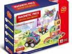 Magnetic Building Blocks (56 Pcs)