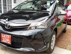 Toyota Vitz F Safety Limited 2017